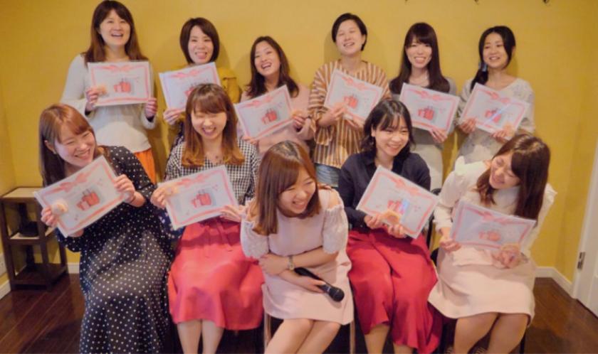【ライフデザイン講座】東京4期♡卒業レポート4